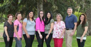 Children's Clinic of Pueblo Office staff