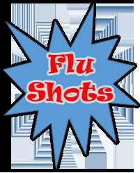 Pueblo Children's Flu Shots
